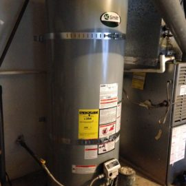 Water Heater Installation & Removal
